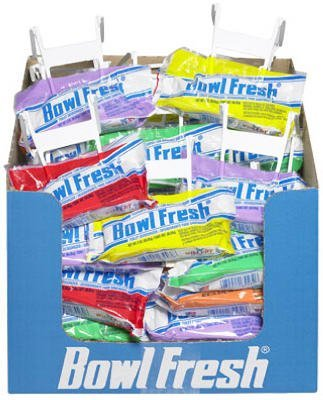 Bowl Fresh Bathroom Freshener Pack of 30 by Willert Home Products