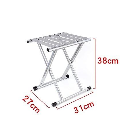 Miraculous Amazon Com Exing Folding Stool Aluminum Folding Stool Ibusinesslaw Wood Chair Design Ideas Ibusinesslaworg