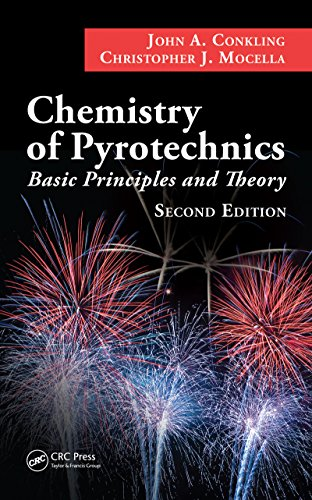 Download Chemistry of Pyrotechnics: Basic Principles and Theory, Second Edition Pdf