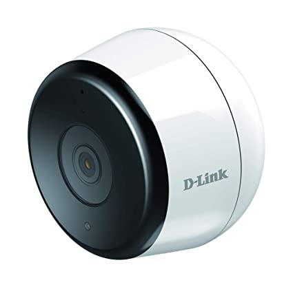 D-Link DCS-8600LH Outdoor Security and Surveillance, White