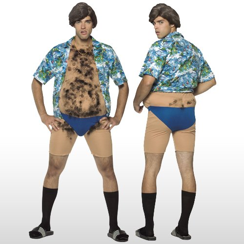 [FUNNY COSTUME : Harry Banana Hammock] (Banana Hammock Adult Mens Costumes)