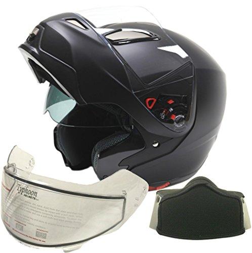 xl modular snowmobile helmet - 9