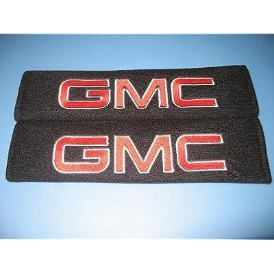 GMC Seat Belt Cover Shoulder Pad one pair: Automotive