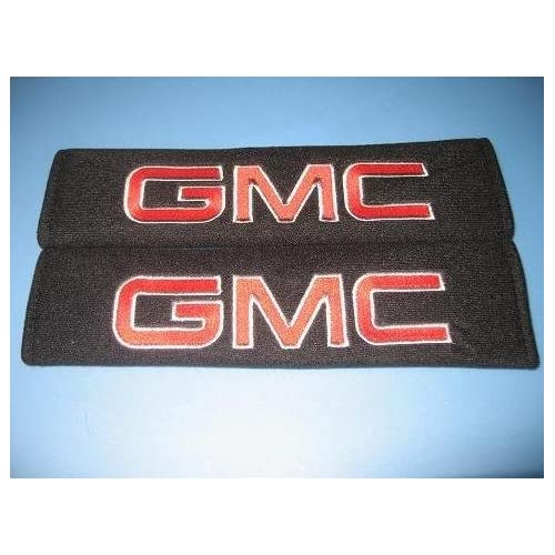 GMC Seat Belt Cover Shoulder Pad one pair high-quality