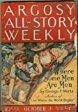 img - for Argosy All-Story Weekly (1925, Oct 3) book / textbook / text book