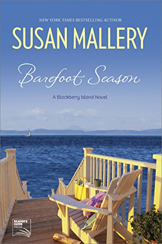 Womens Blackberry (Barefoot Season (Blackberry Island Book 1))