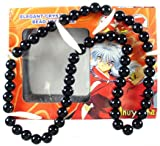 InuYasha Elegant Crystal Bead Necklace