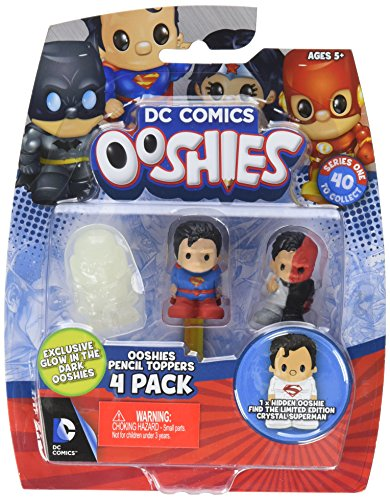 "Ooshies Set 1 ""DC Comics Series 1"" Action Figure"