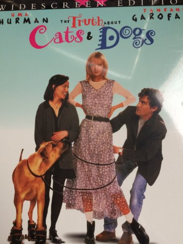 The Truth About Cats & Dogs Widescreen Edition Laser Disc
