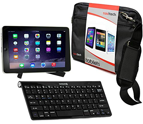 - Navitech Converter Pack Including Multi OS Wireless Bluetooth Keyboard/Black Case Bag & Portable Stand Compatible with The Archos 80 G9 | Titanium | Oxygen | Helium