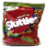 SKITTLES LIMITED EDITION WITH LIME FLAVORED CANDY (LONG LOST LIME) ( 1 41.0 OUNCE PACK)