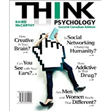 THINK Psychology, Second Canadian Edition (2nd Edition)