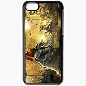 diy phone casePersonalized ipod touch 4 Cell phone Case/Cover Skin Starcraft Ii Heart Of The Swarm Blackdiy phone case
