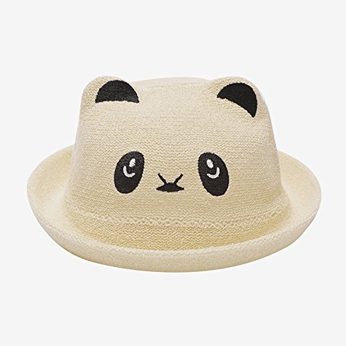 Spring Summer Fall Baby Hat Baby Topee Children Cute Cartoon Panda Hat Fashion Kids Cap