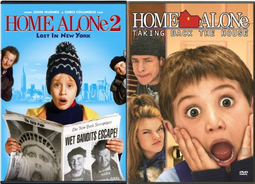 Home Alone 2: Lost in New York/Home Alone 4: Taking Back the House (Home Alone 4 Taking Back The House)