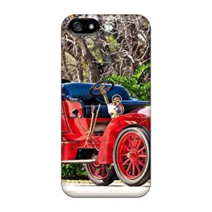 NadaAlarjane Case Cover Skin For Iphone 5/5s (1907 Locomobile Type E Touring)