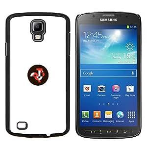 EJOOY---Cubierta de la caja de protección para la piel dura ** Samsung Galaxy S4 Active i9295 ** --lo que en el interior