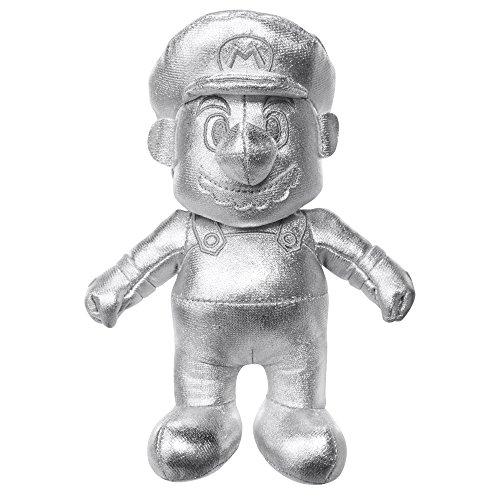 NINTENDO World of Nintendo Metal Mario Plush (Mole Plush Mario)