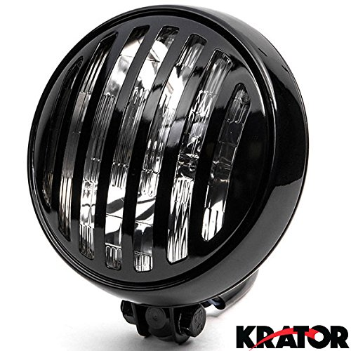 motorcycle headlight assembly - 2