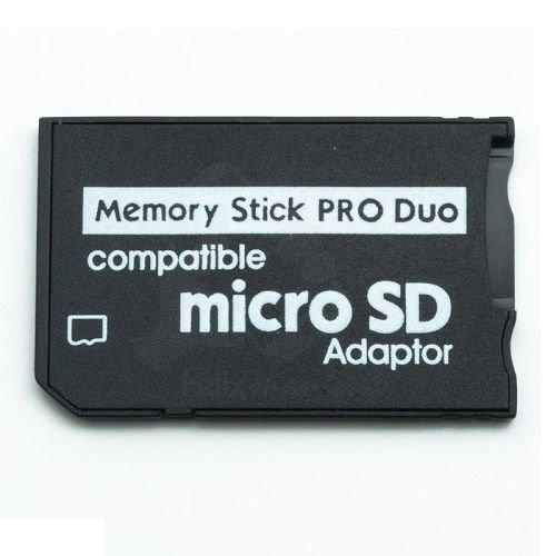 Tarjeta Micro SD TF Memory Stick Pro duo adaptador para Sony PSP SLIM 2000 3000 Envio 48//72H Felixmania/®
