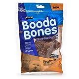 Bigger Booda Bone, Peanut Butter, 9PK, My Pet Supplies
