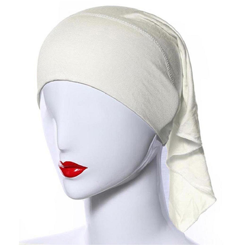 Gemini® weiches Untertuch für den Hidschab, Kopftuch, viele Farben