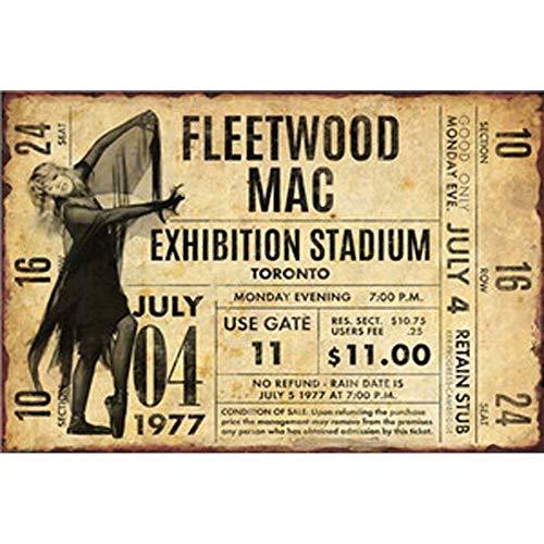 fleetwood mac poster - 4