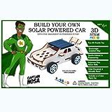 Captain Nosa Build Your Own Solar Powered Car