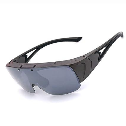 LX-LSX Polarizado/Gafas de Sol/Espejo/Espejo de Conducción/Gafas