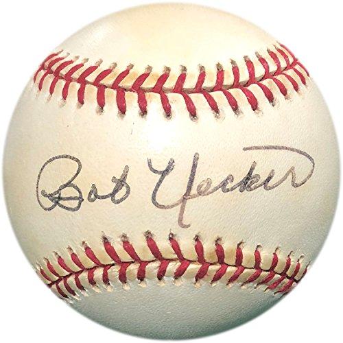 Bob Uecker Autographed Baseball