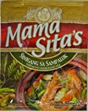 Mama Sita's - HOT - SINIGANG SA SAMPALOK / TAMARIND SEASONING MIX HOT - 1.76 OZ / 50G / Product of the Philippines
