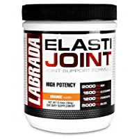 Labrada Elastijoint - Joint Support Powder, All In One Drink Mix with Glucosamine...