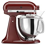 KitchenAid KSM150PSGC Artisan 5-Quart Stand Mixer, Gloss Cinnamon