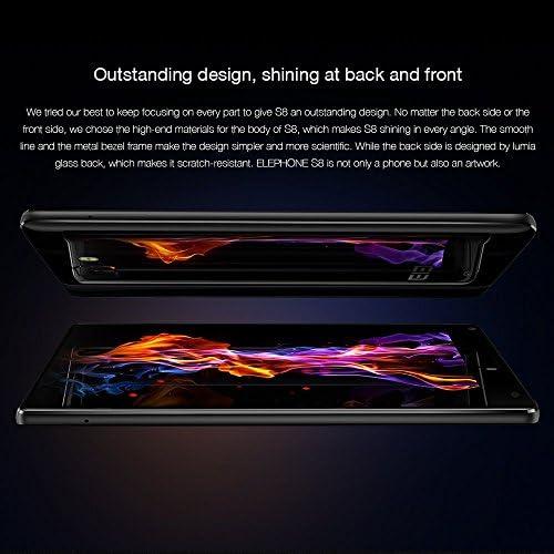 Elephone S8 4G Teléfono móvil de 6.0 Pulgadas 2560 x 1440 Pixeles ...