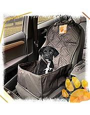 Bee more dog 2-in-1 Hund Autositzbezug als Hundekorb