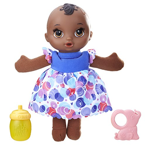 Search : Baby Alive Lil' Slumbers (African American)