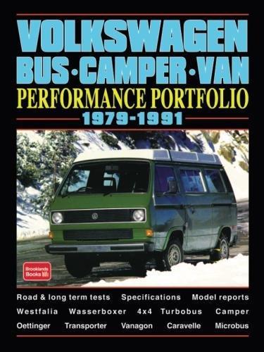 Volkswagen Bus-Camper-Van 1979-1991 -Performance ()
