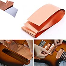 Creanoso Copper Foil Shielding Tape for Guitars - Double Conductive - Telecaster Stratocasters
