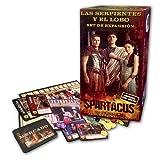 Devir - Spartacus Las Serpientes y el Lobo, juego de mesa (BMSPARTA2)