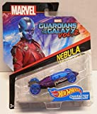 (US) 2017 Hot Wheels Marvel Guardians of the Galaxy Vol. 2 Character Car - Nebula