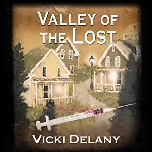 Valley of the Lost Audiobook
