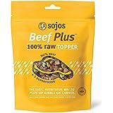 Sojos Beef Plus Topper Dog Food, 4 Oz