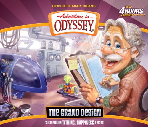 Download The Grand Design (Adventures in Odyssey) pdf