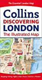 Discovering London Illustrated Map (Maps)
