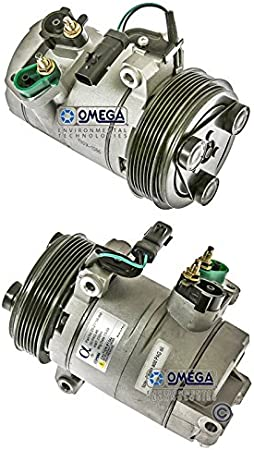 Amazon Com New A C Ac Compressor Fits 2007 08 09 10 2011 Dodge Nitro V6 4 0l Only Automotive