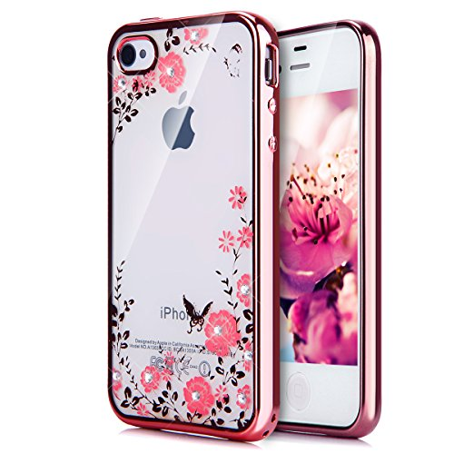 iphone 4s case bling crystal - 3