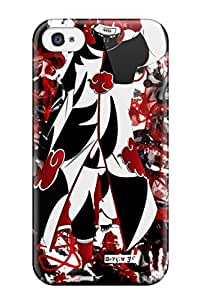 Charejen Design High Quality Akatsuki Cover Case With Excellent Style For Iphone 4/4s