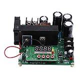 900W DC to DC Boost Converter,8-60V to 10-120V DIY DC Step Up Converter Module Voltage Regulator Digital-controlled Power Supply