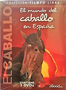El mundo del caballo en España [DVD]: Amazon.es: Varios: Cine y ...
