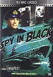 Spy in Black [DVD] [1939] [Region 1] [US Import] [NTSC]